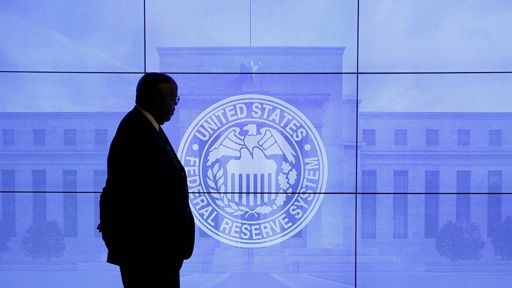 La Fed deja sin cambios las tasas interés y reconoce ralentización económica en EEUU