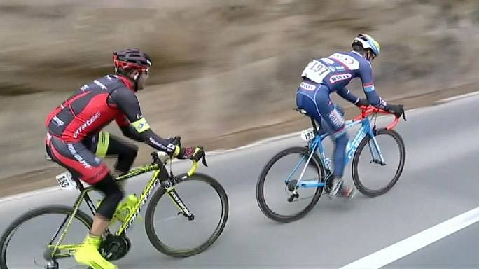 Romandi Bisiklet Turu'nda ilk etap Kittel'in