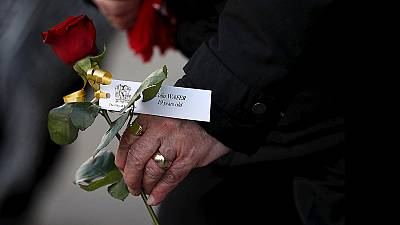 L'hommage de Liverpool aux supporters morts au stade d'Hillsborough