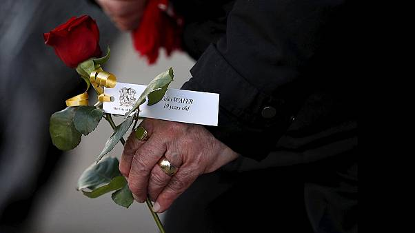 Liverpool holds vigil for victims of Hillsborough football tragedy