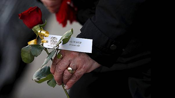 Gedenken an Hillsborough-Opfer: Erzrivalen vereinigt in Liverpool