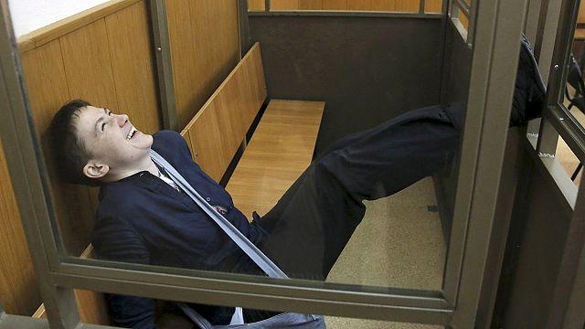 Savçenko'nun Ukrayna'ya iade süreci başladı