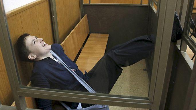 Savchenko extradition is underway - lawyers