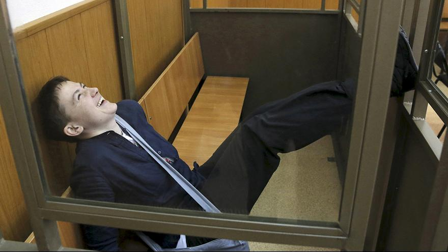 Savchenko extradition is underway - lawyers