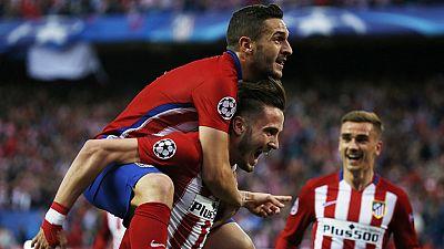 Atletico 1-0 Bayern: Saul Niguez stunner leaves Guardiola shaken