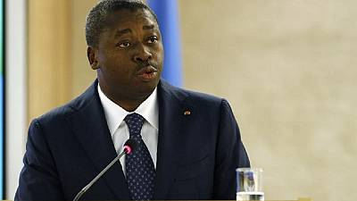 Togo's president vows to end poverty at 56th Independence celebrations