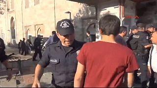 В Турции задержаны 12 подозреваемых в причастности к теракту в Бурсе