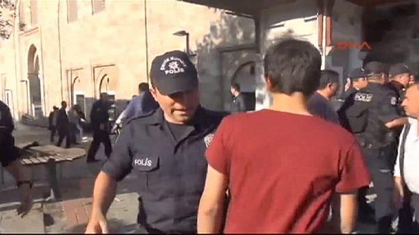تركيا: اعتقال خمسة عشر شخصا في إطار التحقيقات في هجوم بورصة