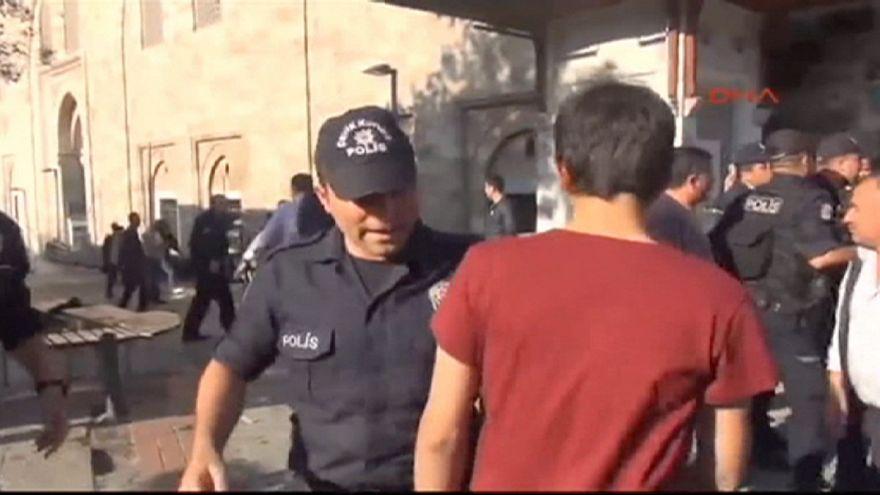 Turquía: 15 detenidos en relación con el atentado suicida en una mezquita de Bursa