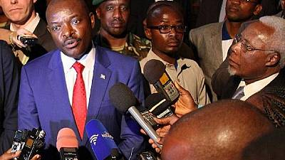 Burundi: Govt will not join crisis talks unless consulted