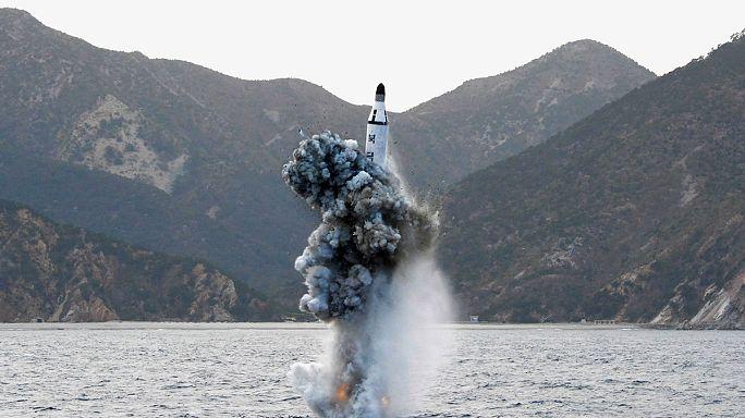 Южная Корея: КНДР произвела второй неудачный запуск баллистической ракеты средней дальности