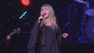 Stevie Nicks remembers Prince at surprise Broadway gig