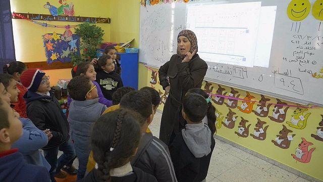 Buldukları yeni yöntemlerle eğitimde çığır açan öğretmenler