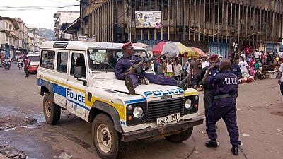 Sierra Leone : violences à la célébration de l'indépendance