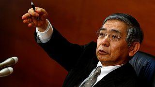 Banca centrale del Giappone, invariata la politica monetaria