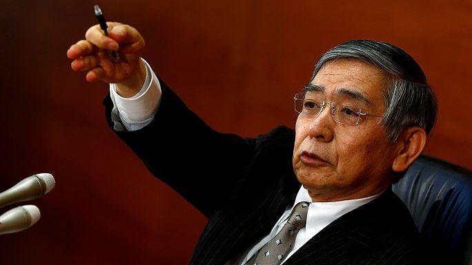 Банк Японии разочаровал инвесторов