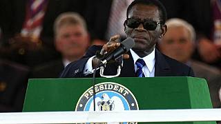 Equatorial Guinea's Nguema wins sixth term with 93.7% of votes