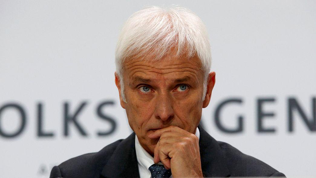 """Volkswagen: """"Lavoriamo per un futuro migliore"""""""