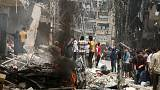 Szíria: kórházat bombáztak le a kormányerők