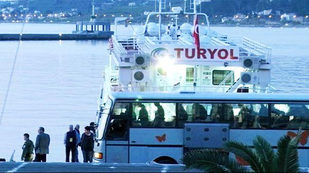 Los eurodiputados recuerdan que Turquía debe respetar las reglas