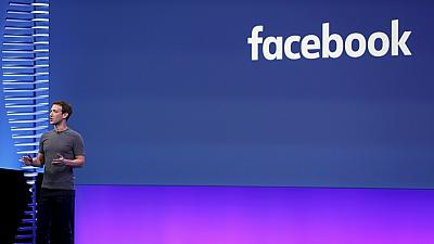 Facebook revenue rises in first-quarter results