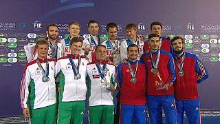 Ξιφασκία: Παγκόσμια πρωταθλήτρια η Ρωσία στη σπάθη των αντρών