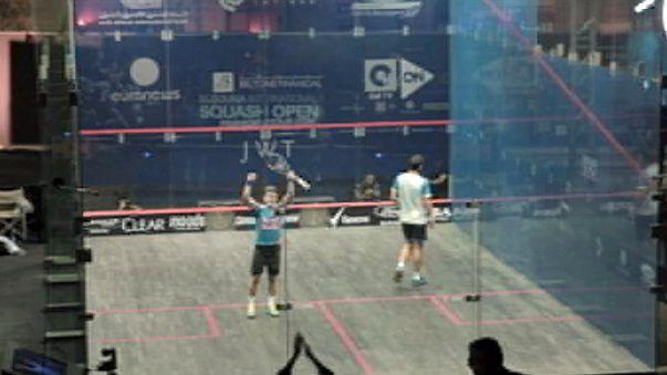 Squash: El Guna'da el Shorbagy rakipsiz