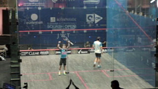 Сквош: в турнире El Gouna International определились полуфиналисты.
