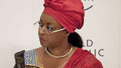 Des biens de l'ex-ministre nigériane du Pétrole saisis