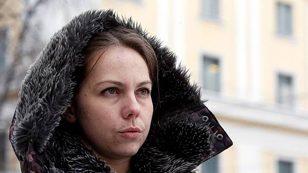 La sorella di Nadia Savchenko, bloccata in Russia e poi autorizzata a tornare in Ucraina