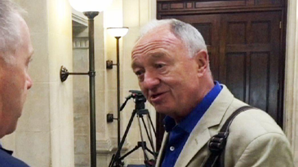 Partido Trabalhista suspende antigo autarca de Londres, Ken Livingstone