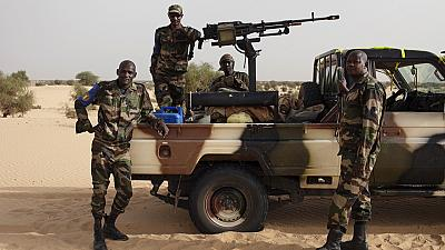 Six servicemen arrested for arms theft in Mali
