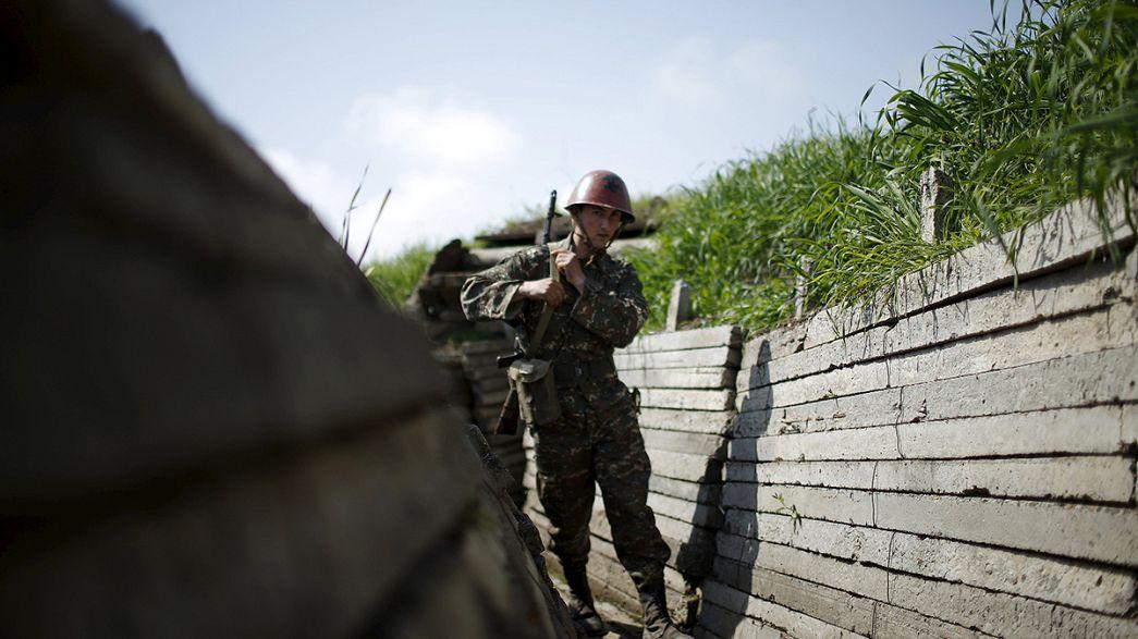 Nagorno-Karabakh: nuovi scontri e scambi di accuse nella regione contesa