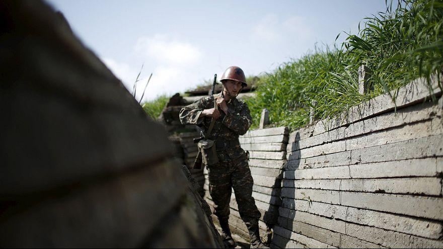 Bombardements meurtriers près du Haut-Karabakh