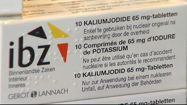 Nuclear: Bélgica vai generalizar distribuição de pastilhas de iodo