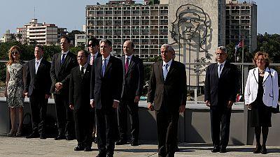 Britischer Außenminister besucht Kuba