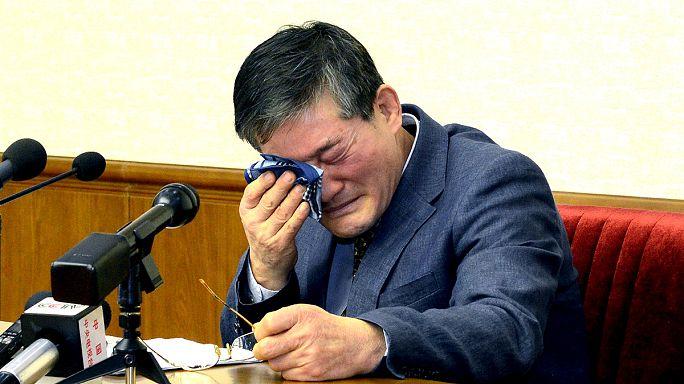 La Corée du Nord condamne un Américain d'origine coréenne aux travaux forcés