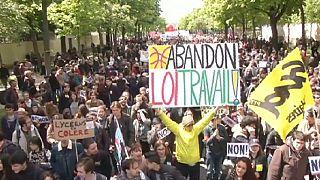 Frankreich: Anti-Reformproteste eskalieren