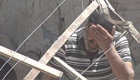 nocomment: Aleppo airstrike agony