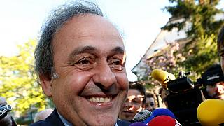 'A new game, a final': UEFA's Platini makes last appeal against six-year ban