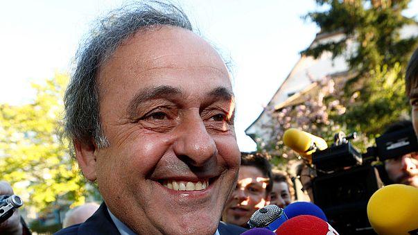 Egy héten belül kiderül, ott lesz-e Platini az Eb-n
