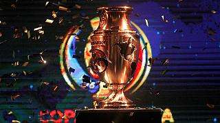 2016 Copa America Centenary trophy unveiled