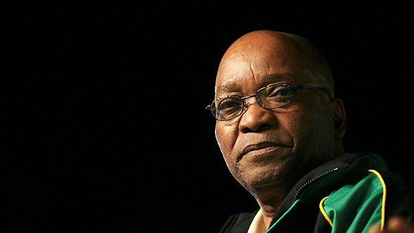 Afrique du Sud : nouveau coup dur judiciaire pour le président Zuma