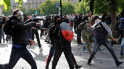 Unrest in France over labour reforms