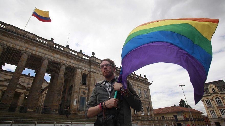 """Colombia: """"sí, quiero"""" definitivo al matromonio gay"""
