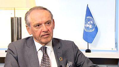 """Jan Eliasson: """"El respeto de los derechos humanos también implica garantizar una vida digna"""""""