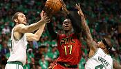 Atlanta Hawks secure place in NBA playoffs second round