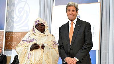 Sudan's 'tea girl' empowers women