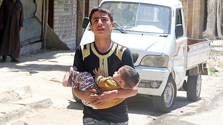 Syrie: le régime poursuit ses raids meurtriers sur Alep