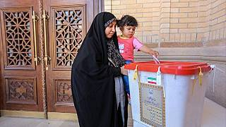 Iran votes in second round of parliamentary elections